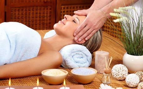 Kombinace olejových masáží: 60 či 90 minut odpočinku