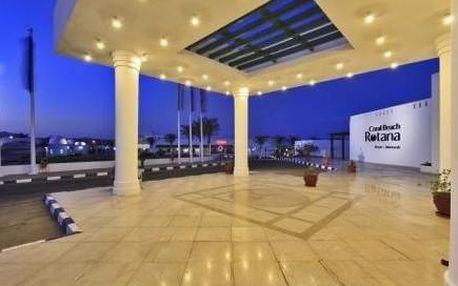 Egypt - Sharm El Sheikh na 8 dní, all inclusive s dopravou letecky z Prahy, 200 m od pláže