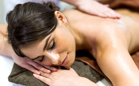 Voňavé či klasické masáže, zábaly i peeling
