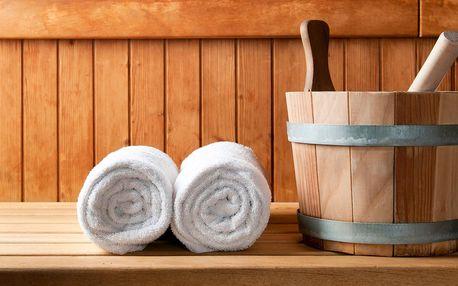 1 nebo 10 volných vstupů do sauny pro 1 osobu