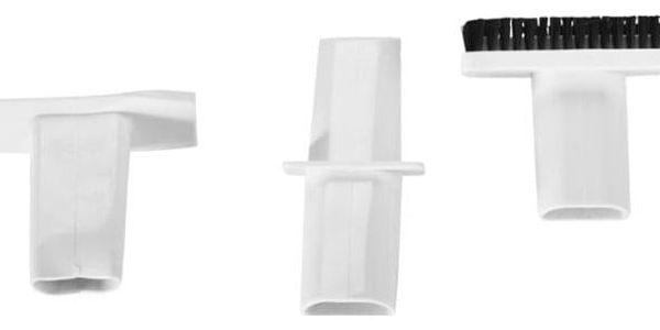 Akumulátorový vysavač Hyundai HVC 101, AKU šedý/bílý5