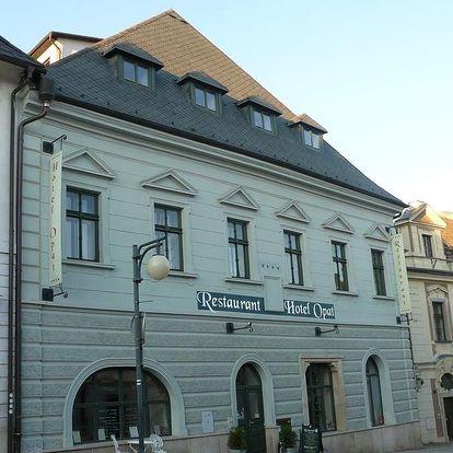 Kutná Hora: Hotel Opat