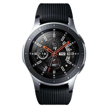 Samsung Galaxy Watch 46mm stříbrné (SM-R800NZSAXEZ)