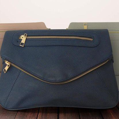 Dámské crossbody kabelky: 5 barevných variant