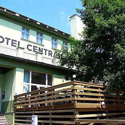 Jarní wellness na Šumavě pro dva. Solná a finská sauna, bazén, sluneční louka po celou dobu pobytu.