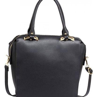 Dámská černá kabelka Mercy 530