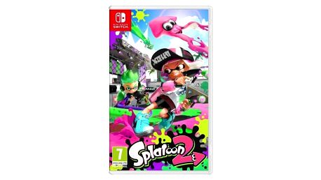 Nintendo SWITCH Splatoon 2 (NSS664)