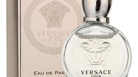 Versace Eros Pour Femme 5 ml parfémovaná voda pro ženy miniatura