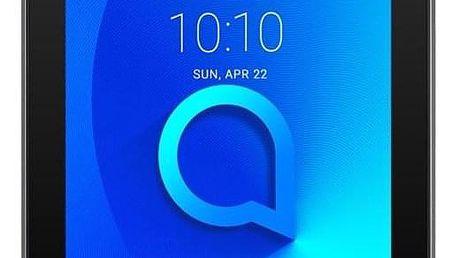 ALCATEL 1T 7 WiFi + ochranný obal černý/modrý (8068-2AALE11-1)