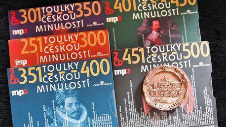 Toulky českou minulostí a ručně vyráběná čokoláda