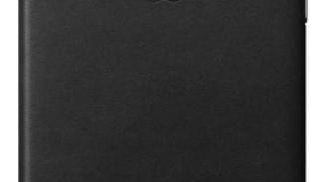Apple Leather Case pro iPhone 8/7 černý (MQH92ZM/A)