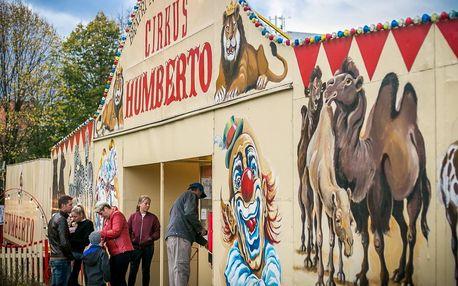 Nejslavnější Cirkus Humberto přijíždí do Brna