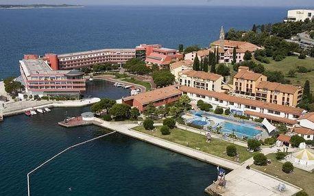 Slovinsko - Portorož na 6 dní, polopenze s dopravou vlastní, přímo na pláži