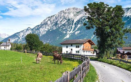 Rakouské hory: polopenze, slevová karta, wellness