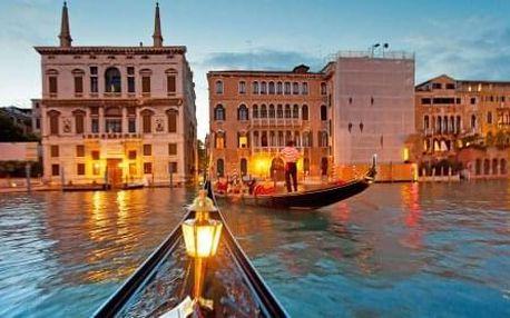 Zažijte romantickou Veronu, Benátky a přilehlé ostrovy. Doprava autobusem, ubytování, průvodce