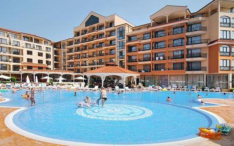 Bulharsko - Slunečné Pobřeží na 7 až 8 dní, all inclusive s dopravou letecky z Prahy, 400 m od pláže