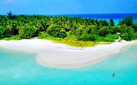 Maledivy - Kudos Stay (Mathiveri) na 8 dní, polopenze s dopravou letecky z Prahy