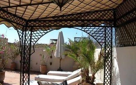 Maroko - Marrákeš na 8 dní, snídaně s dopravou letecky z Prahy