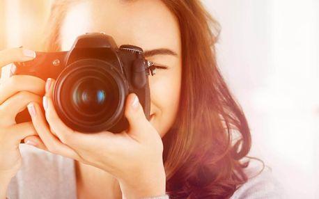 Za den fotografem - základní kurz focení