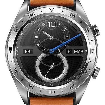 Honor Watch Magic stříbrný (55023483)