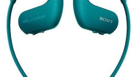 Sony NW-WS413L modrý
