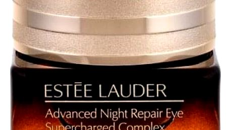 Estée Lauder Advanced Night Repair Eye Supercharged Complex 15 ml protivráskové oční sérum pro ženy