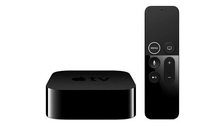 Apple TV 4K 64GB černý (mp7p2cs/a)
