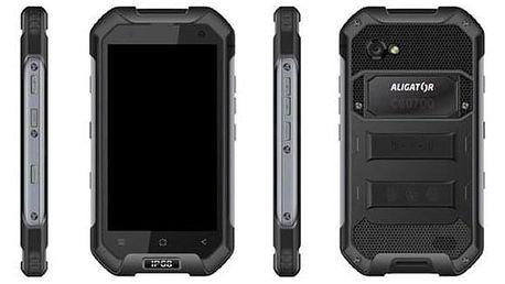 Aligator RX550 eXtremo Dual SIM černý (ARX550BB)
