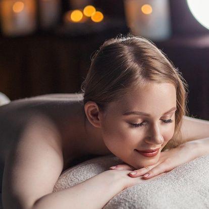 Celková klasická masáž pro uvolnění těla i mysli