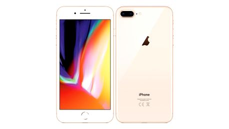 Apple iPhone 8 Plus 64 GB - Gold (MQ8N2CN/A)