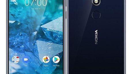 Nokia 7.1 Single SIM modrý (11CTLL01A05)