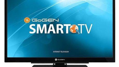 GoGEN TVF 22R302 STWEB černá