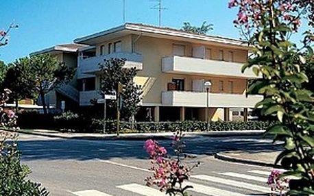 Itálie - Bibione na 8 až 15 dní, bez stravy s dopravou vlastní, 500 m od pláže