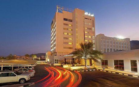 Omán, Muscat, letecky na 9 dní polopenze