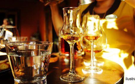 Degustace prvotřídních světových rumů
