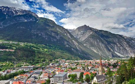 Tyrolsko: 3–5 nocí s polopenzí a Tyrol West Card