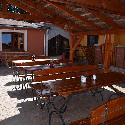 Jižní Čechy: Penzion u Floriana