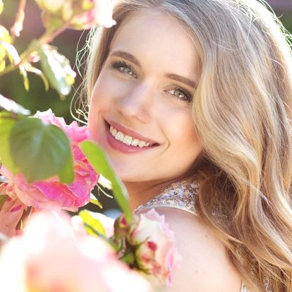 Růžový sen: jarní luxusní kosmetické ošetření pleti