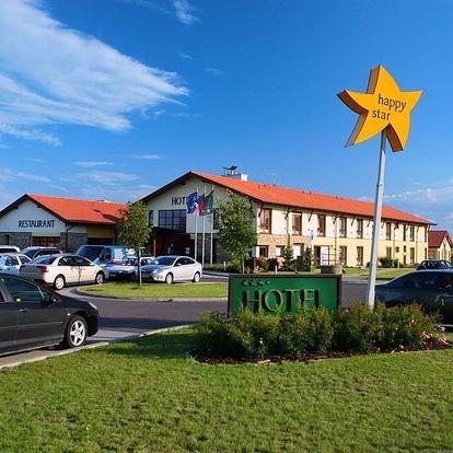 Česká republika - Jižní Morava na 3 dny, polopenze nebo snídaně s dopravou vlastní