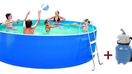 Marimex | Bazén Orlando 3,66x0,91 m s pískovou filtraci ProStar 3 | 10300017