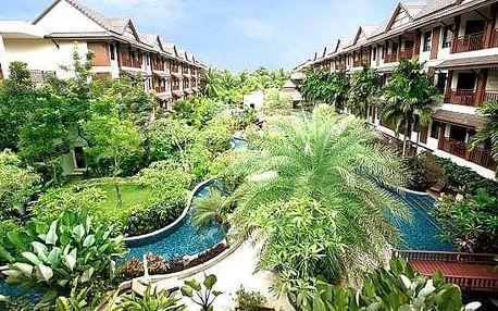 Thajsko - Phuket na 7 až 10 dní, snídaně s dopravou letecky z Prahy, přímo na pláži