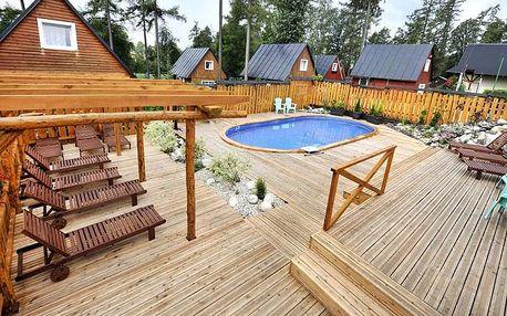 Vysoké Tatry ve vilkovém studiu se vstupem do sauny a minigolfem + dítě do 11,9 let zdarma