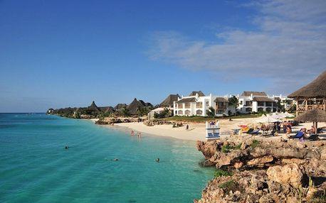 Zanzibar - Royal Zanzibar Beach Resort na 8 dní, all inclusive s dopravou letecky z Prahy, přímo na pláži