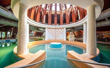 Zalakaros: Hotel Park Inn by Radisson **** s all inclusive a lázněmi neomezeně