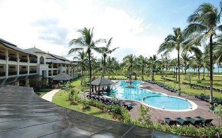 Thajsko - Phuket na 7 až 11 dní, snídaně s dopravou letecky z Prahy
