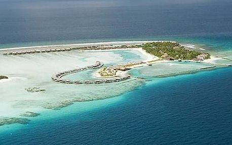 Maledivy - Severní Atol Male na 7 až 10 dní, plná penze nebo snídaně s dopravou letecky z Prahy, přímo na pláži