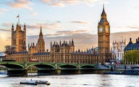 5 denní zájezd do Londýna s návštěvou Windsoru a ateliérů Harryho Pottera