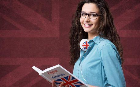 Odpolední kurz anglického jazyka podle úrovně