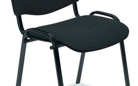 Kancelářská židle ISO tmavě šedá