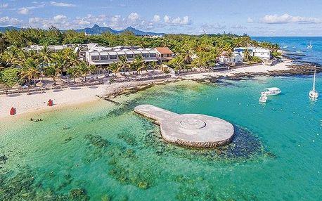 Mauricius - Blue Bay na 9 dní, polopenze s dopravou letecky z Prahy